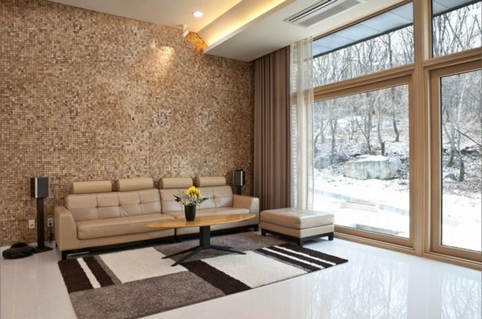 70 Ideen für Wandgestaltung - Beispiele, wie Sie den Raum aufwerten - raumgestaltung ideen