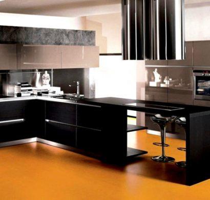 ... Ideen Fur Kuchengestaltung Italienischer Stil Villawebinfo   Luxus  Kuchendesign Bentwood Holz ...