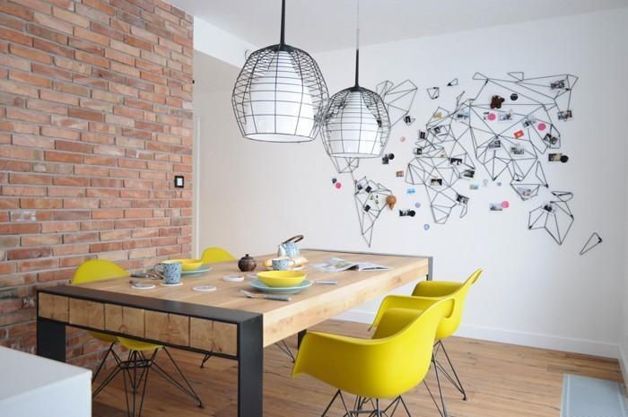 42 Farbideen für eine kreative Wandgestaltung - kreative wandgestaltung