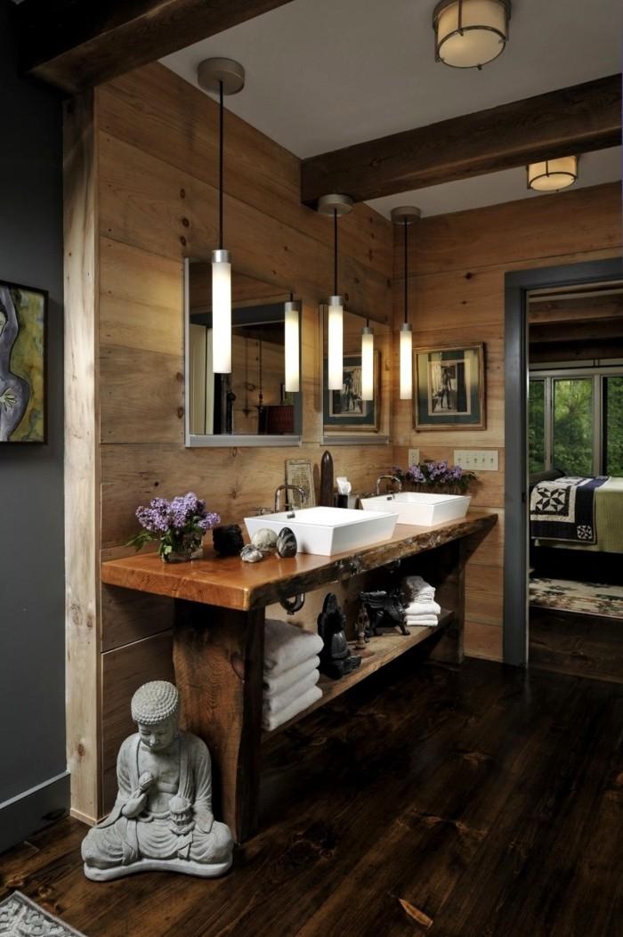 Wandverkleidung Holz - 55 Beispiele, dass Holzwände den Blick fesseln! - helle holzmobel trend naturliche wahl fur zuhause