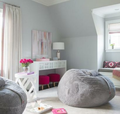 Idées déco pour une chambre ado fille design et moderne
