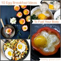 10 Egg Breakfast Ideas to Fuel Your Body