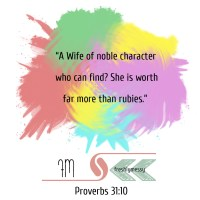 Proverbs 31: You Are Worth More Than Rubies