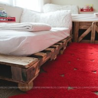 #PROJECTdecor:: Pallet Beds