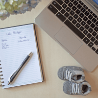 Money // 5 Baby Tips for the Budget
