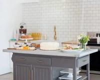A Modern DIY Kitchen Island Makeover on a Budget - Fresh ...
