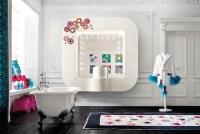 30 Modern Bathroom Designs for Teenage Girls | Freshnist