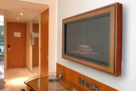 Home House Design: Wall-mounted ( LCD and Plasma ) TV ...