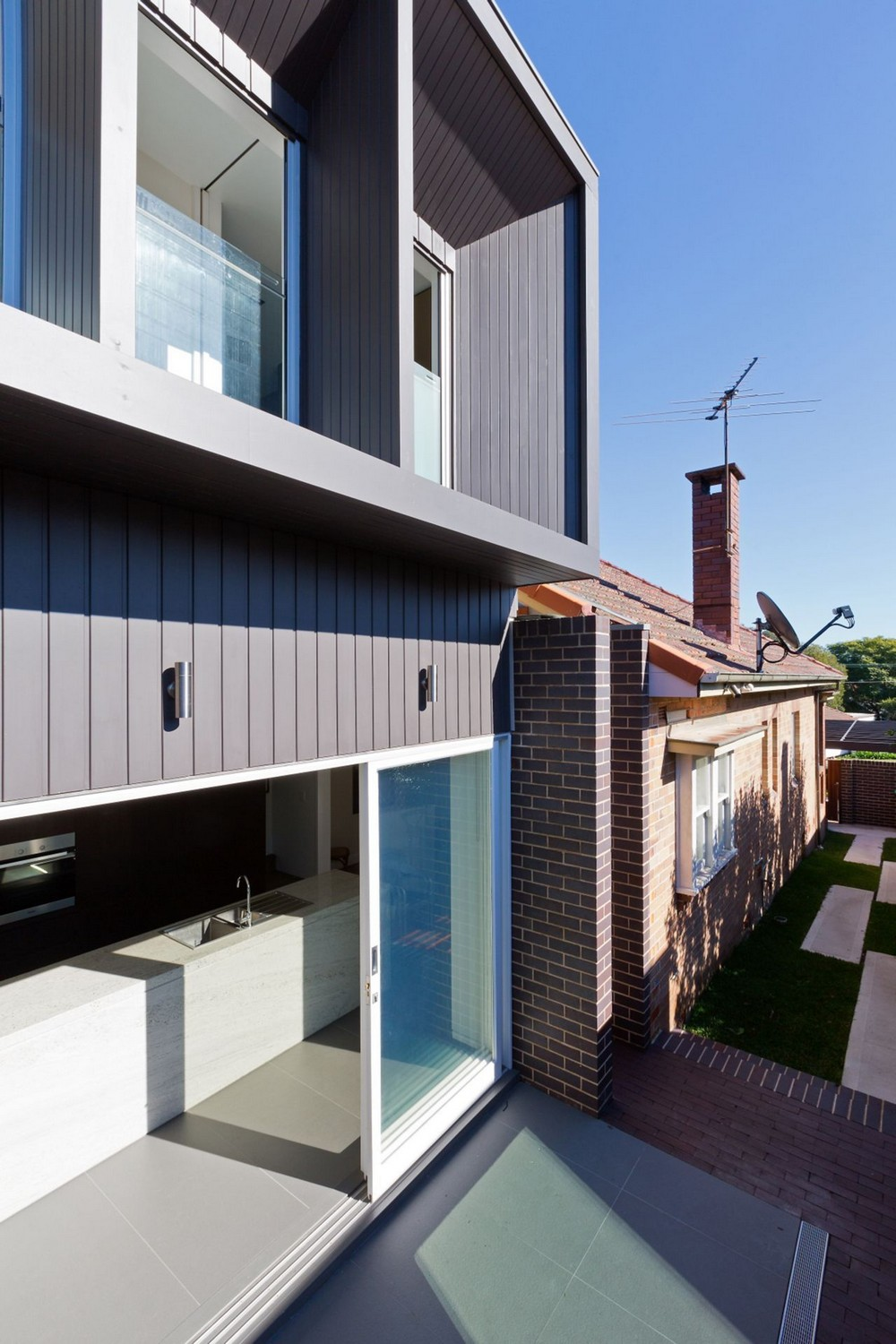 G House Australian Modern Architecture With A Twist G House In Sydney
