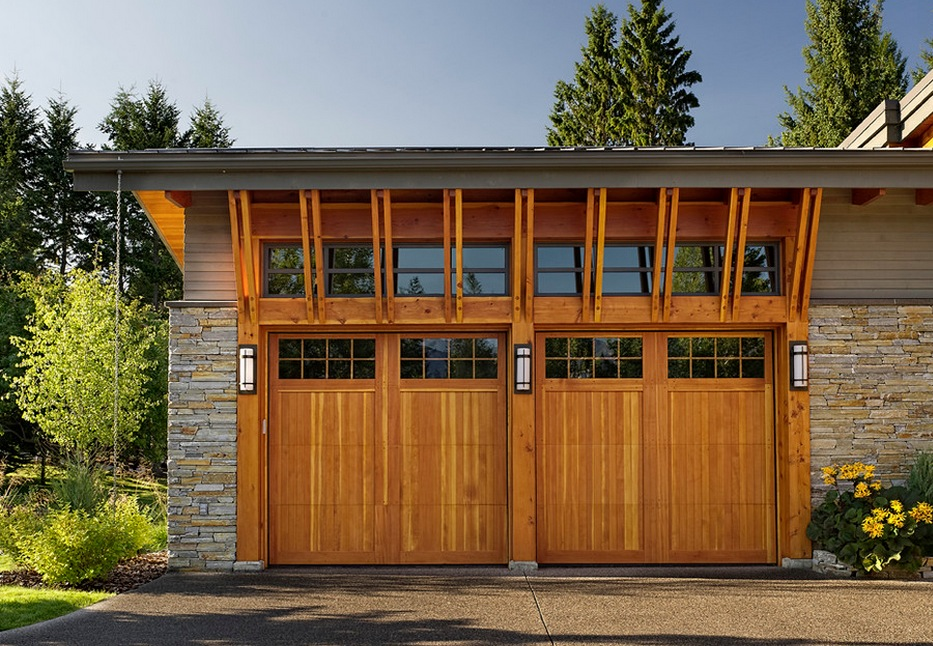 How to Choose the Right Style Garage for your Home Freshome