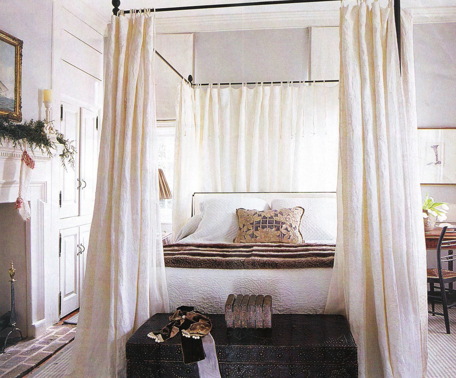 4 Poster Canopy King Bed Canopy Beds 40 Stunning Bedrooms