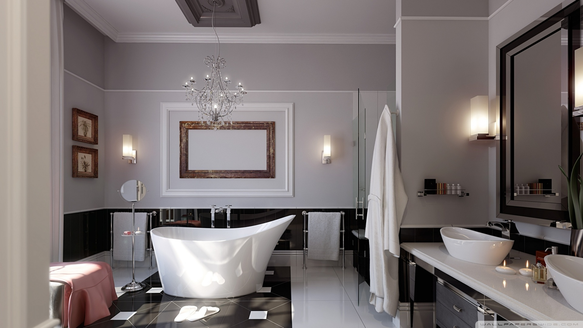 Bathroom Home Interior Design How To Achieve The Look Of Timeless Design Freshome