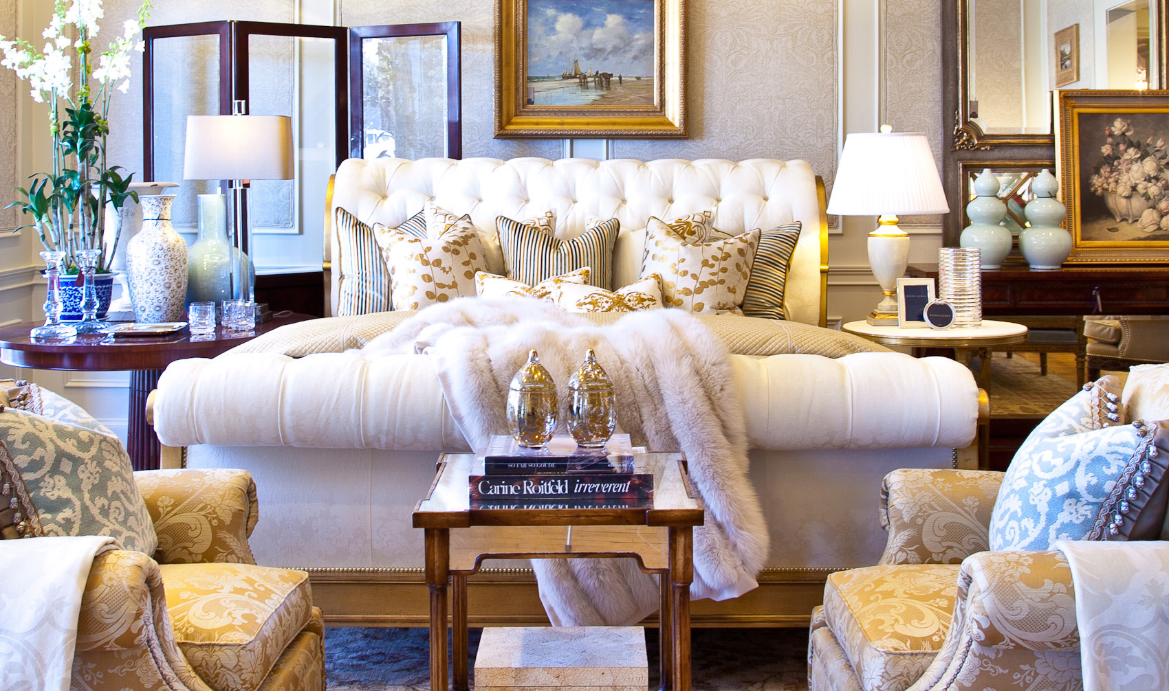 Glamour Home Decor How To Make Your Home Look Glamorous Freshome