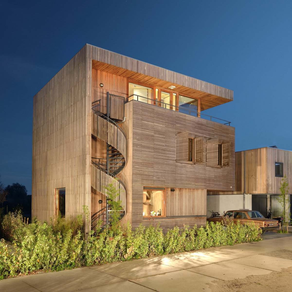 Architectural Design Of Residential Building Timber Architecture 10 Benefits Of Wood Based Designs Freshome