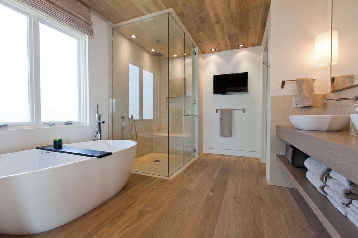 Desain Glass Block 30 Modern Bathroom Design Ideas For Your Private Heaven Freshome