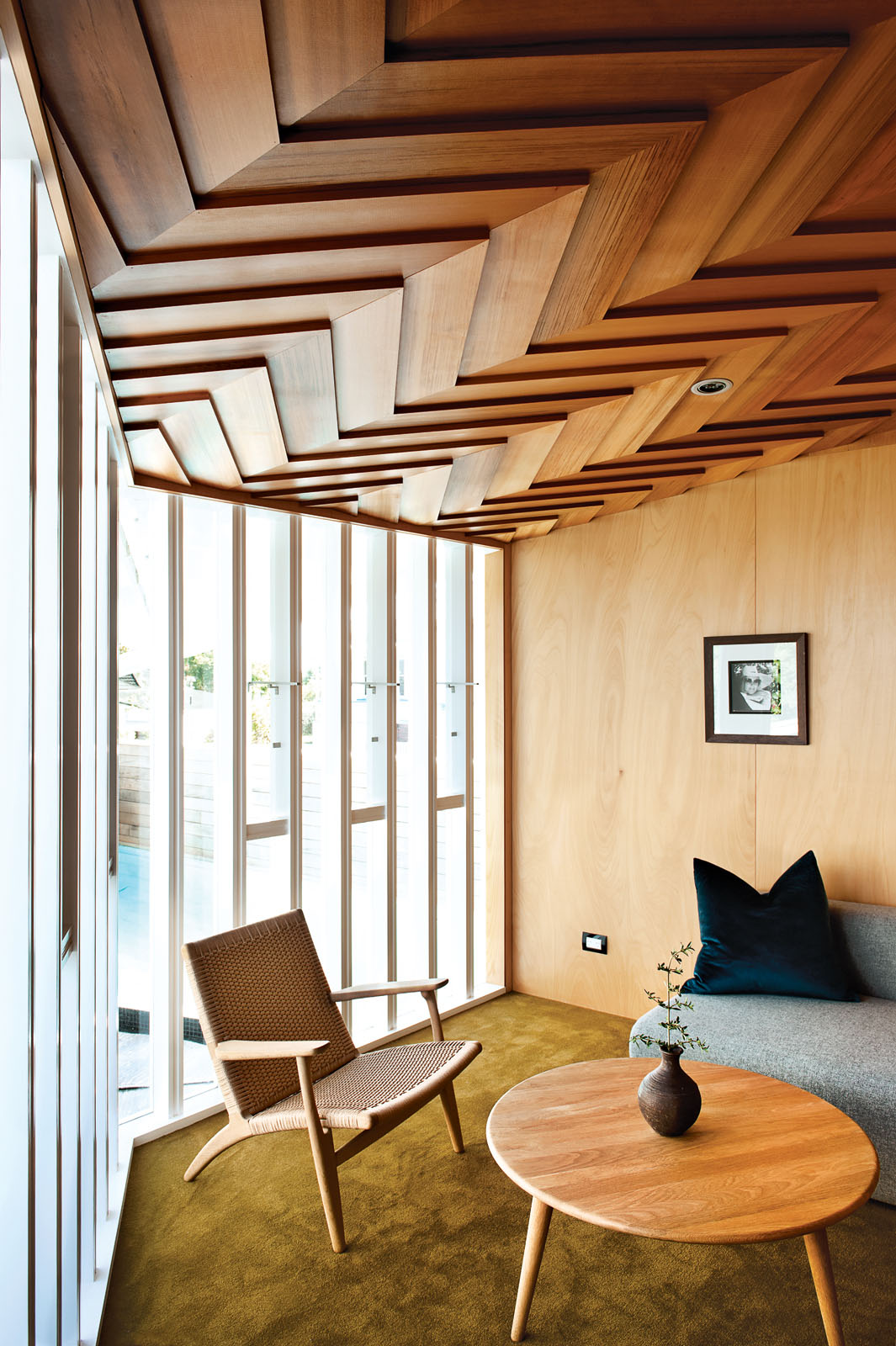 Painted Wood Ceilings Stylish Unique Ceiling Design Ideas Freshome