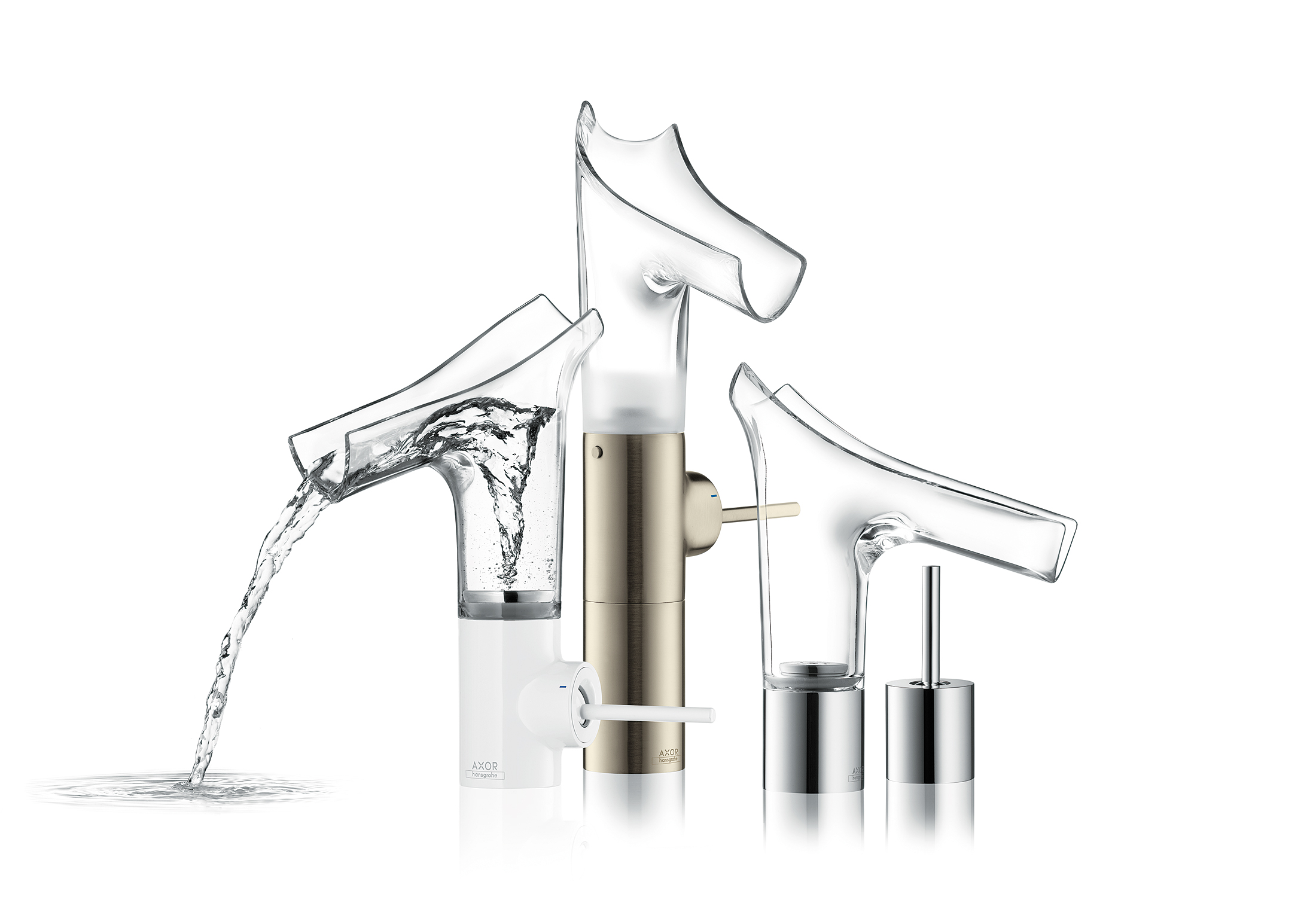 Axor Starck V Washbasin Mixer Experience The Vitality Of Water Axor Starck V Collection