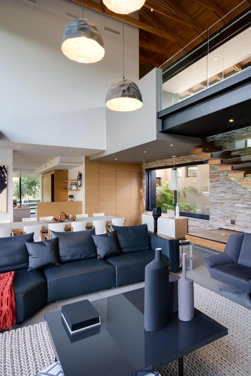 Modern Furniture Johannesburg Modern Luxury Farmhouse With Emphasis On Entertaining House In