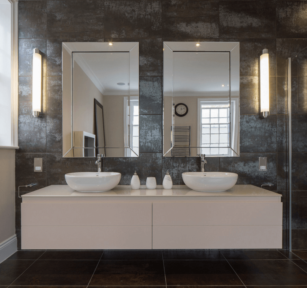 Bathroom With Mirrors 38 Bathroom Mirror Ideas To Reflect Your Style Freshome