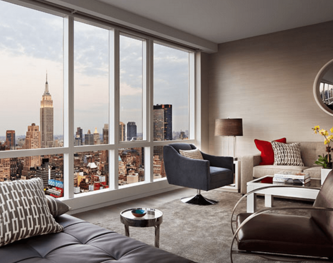 Two Floor Apartment Nyc Best New York Apartments Freshome