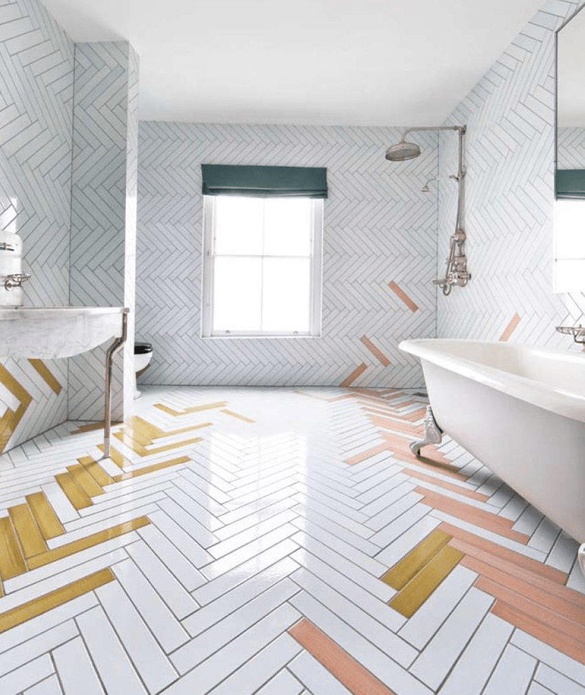 Bathroom Tile Designs 17 Bathroom Tile Ideas That Are Anything But Boring Freshome