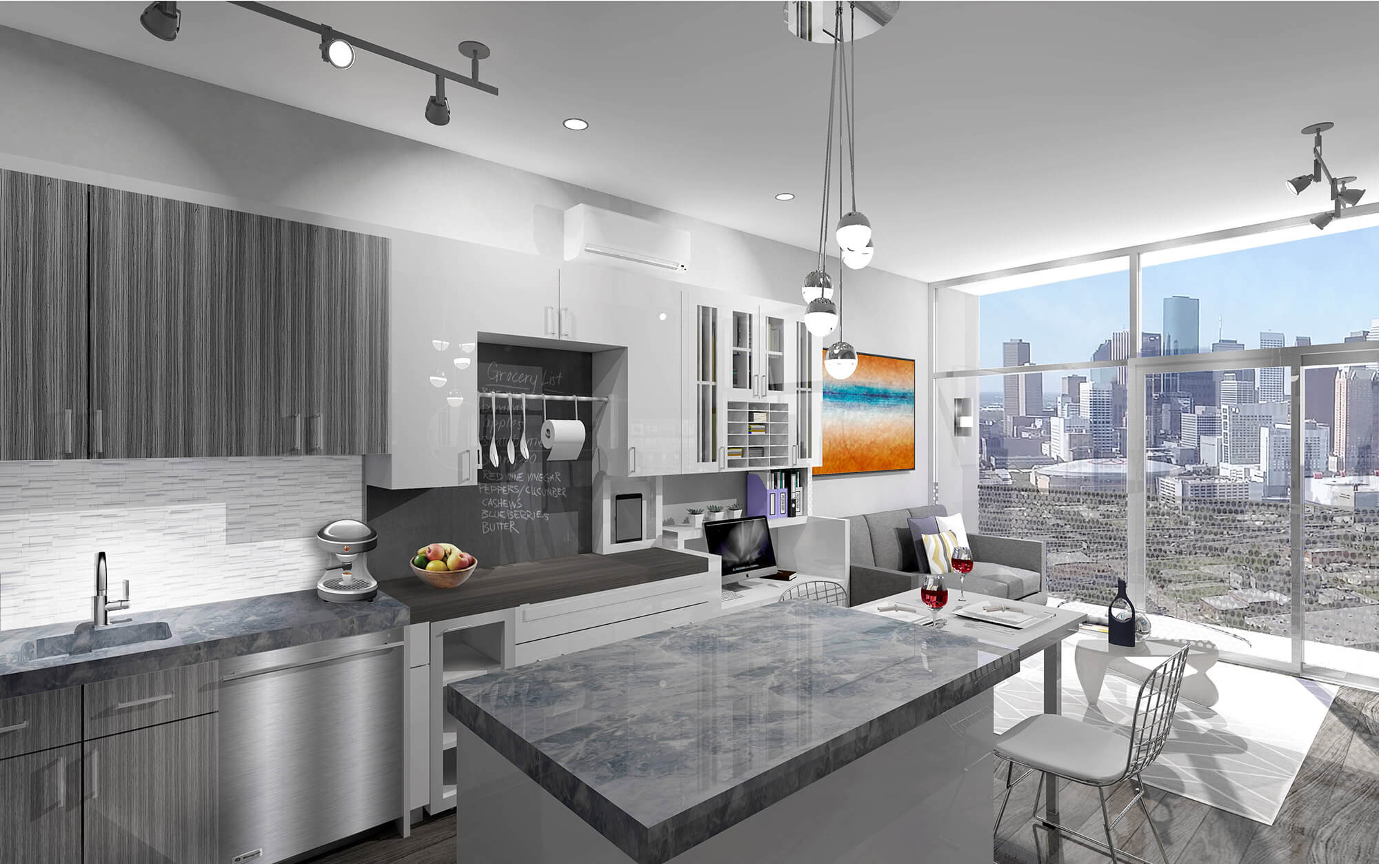 Houston Loft For Sale 10 Modern Micro Apartments For Living Large In Big Cities
