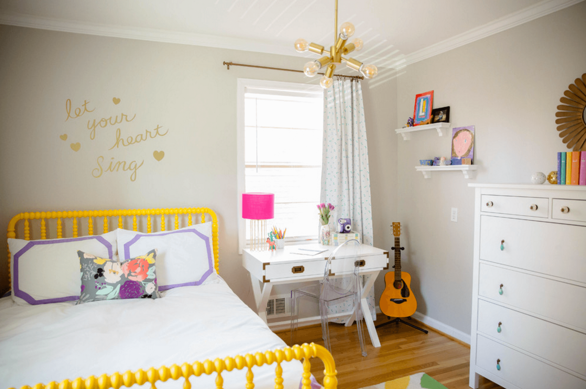 Childrens Bedroom Colour Schemes 28 Ideas For Adding Color To A Kids Room Freshome