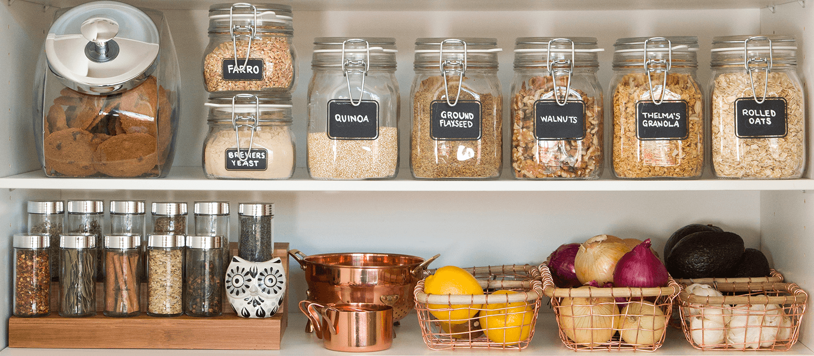 Pantry Organization Follow These Tips For Efficient And Elegant Pantry Organization