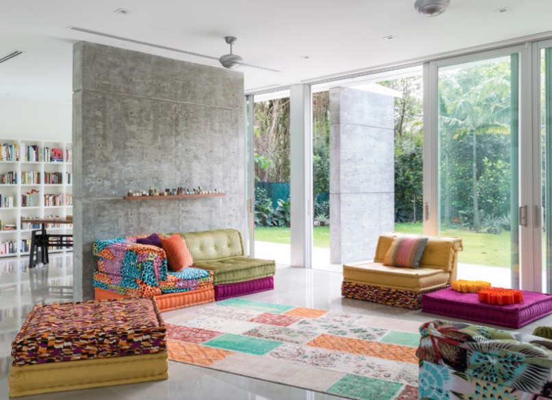 20 Modern Family Room Decorating Ideas For Families of All
