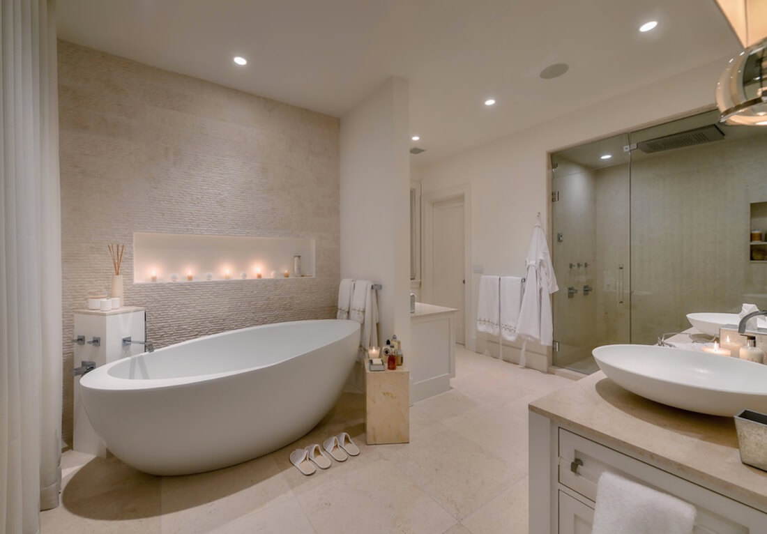 Bathroom Home Interior Design 5 Ways To Create The Perfect Spa Bathroom Freshome