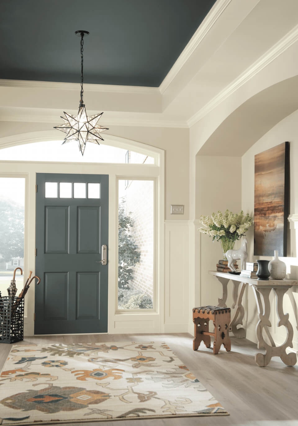 Paint Colors That Flow From Room To Room Why Foyer Color Matters And How To Choose It Freshome