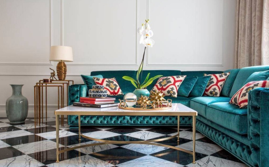How to Balance out Bold Colors in Your Interior Design