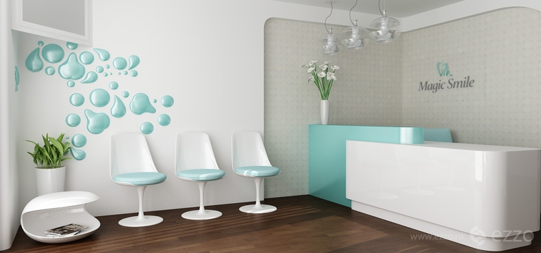 1156jpg (790×370) Reception Pinterest Clinic design, Clinic