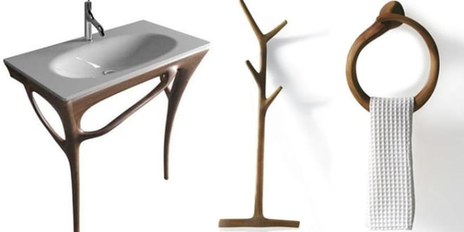 Design Möbel Aus Holz Fürs Badezimmer FresHouse Designer Mobel Aus Holz  Skando