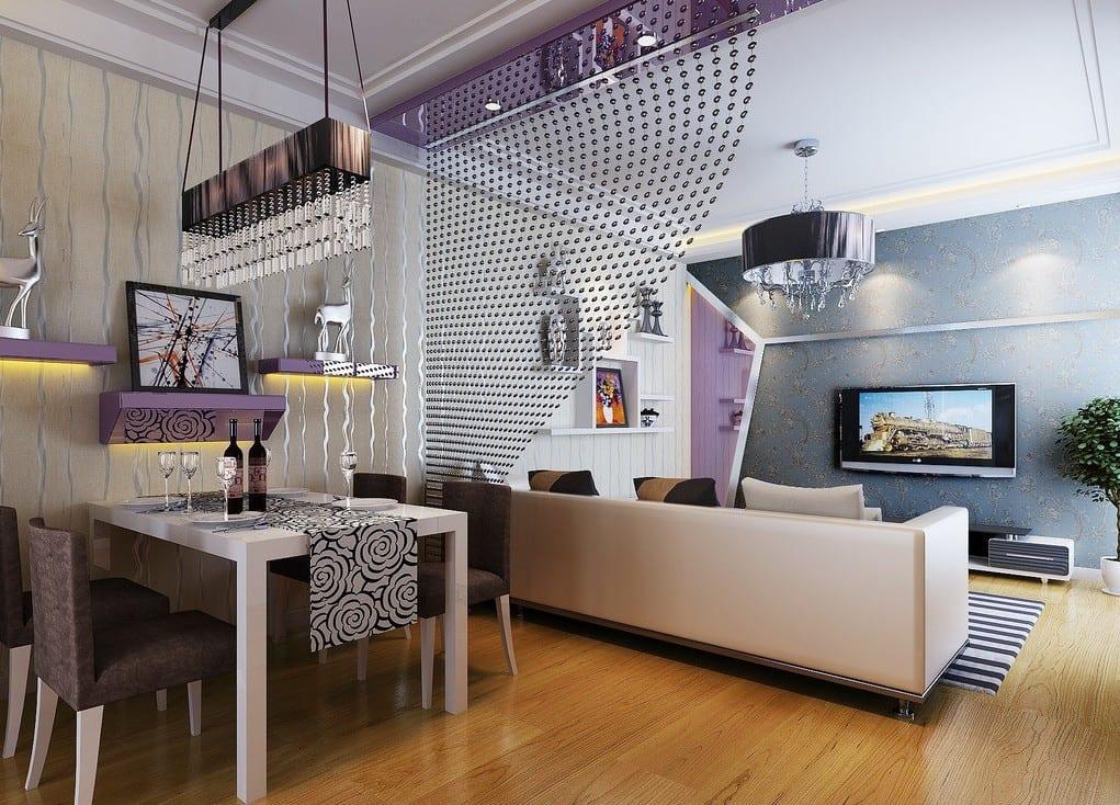 Kleines Wohn Esszimmer Einrichten Ideen u2013 edgetagsinfo - wohnzimmer esszimmer ideen