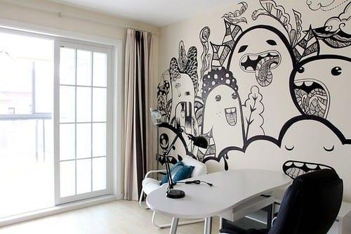 Arctar Wandgestaltung Küche Kreative - kreative wandgestaltung
