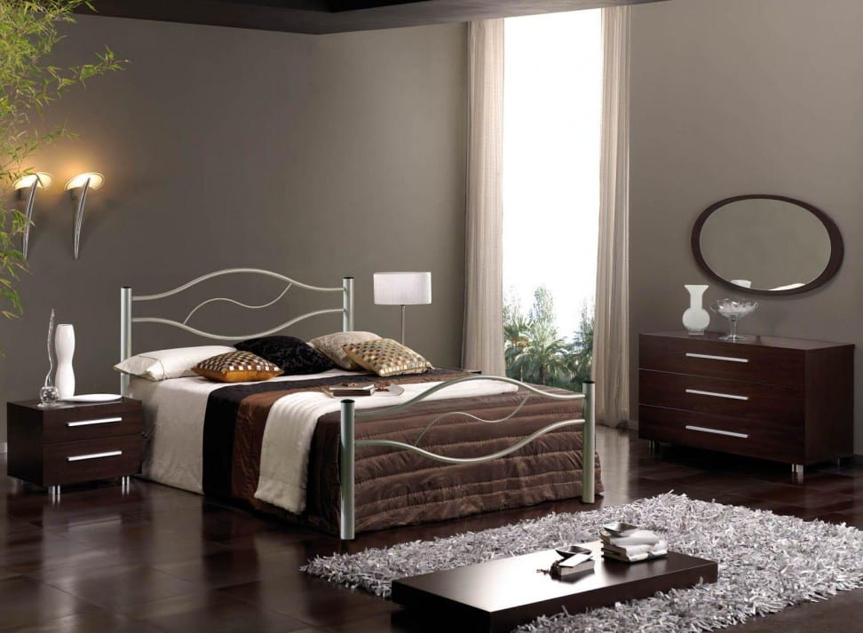 Luxus Schlafzimmer Farbe Taupe - Elegante Wandfarbe Taupe - Freshouse