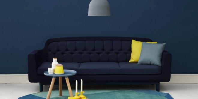 Chestha Dekor Blau Wohnzimmer - schone wohnzimmer