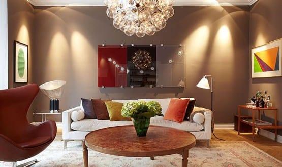 full size of schlafzimmer ideen wandgestaltung stein landschaft ... - Wandgestaltung Wohnzimmer Braun Beige
