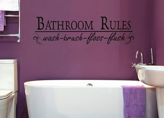 Lustige Sprueche Fuers Badezimmer