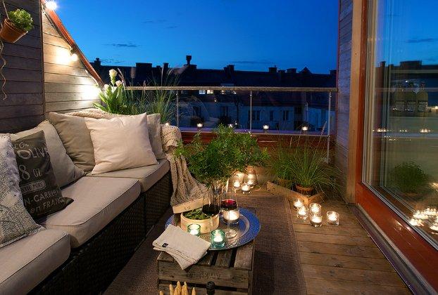 107 coole Ideen fürs moderne Terrasse Gestalten - fresHouse - kleine terrasse gestalten