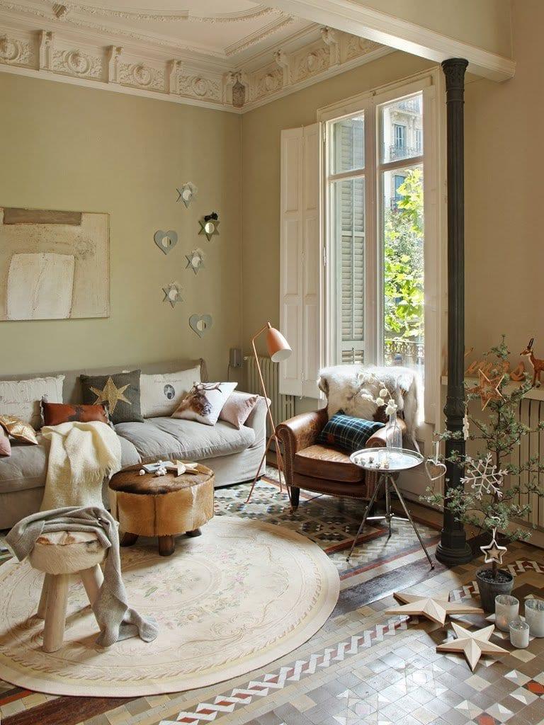 deckengestaltung rustikal bodenbel ge raumausstattung fischer. Black Bedroom Furniture Sets. Home Design Ideas