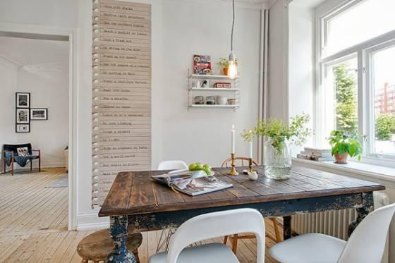60 Einrichtungsideen Wohnzimmer Rustikal - fresHouse - mobel furs esszimmer essgruppe gestalten