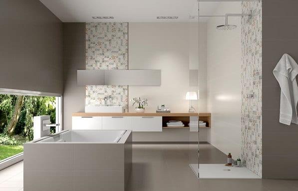 Badezimmer Grau - 50 Ideen für Badezimmergestaltung in Grau - badezimmer in grau