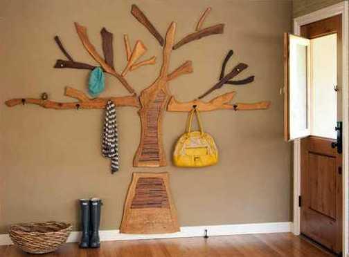 Coole Wanddeko Idee Für Das Kinderzimmer Im Skandinavischen Stil