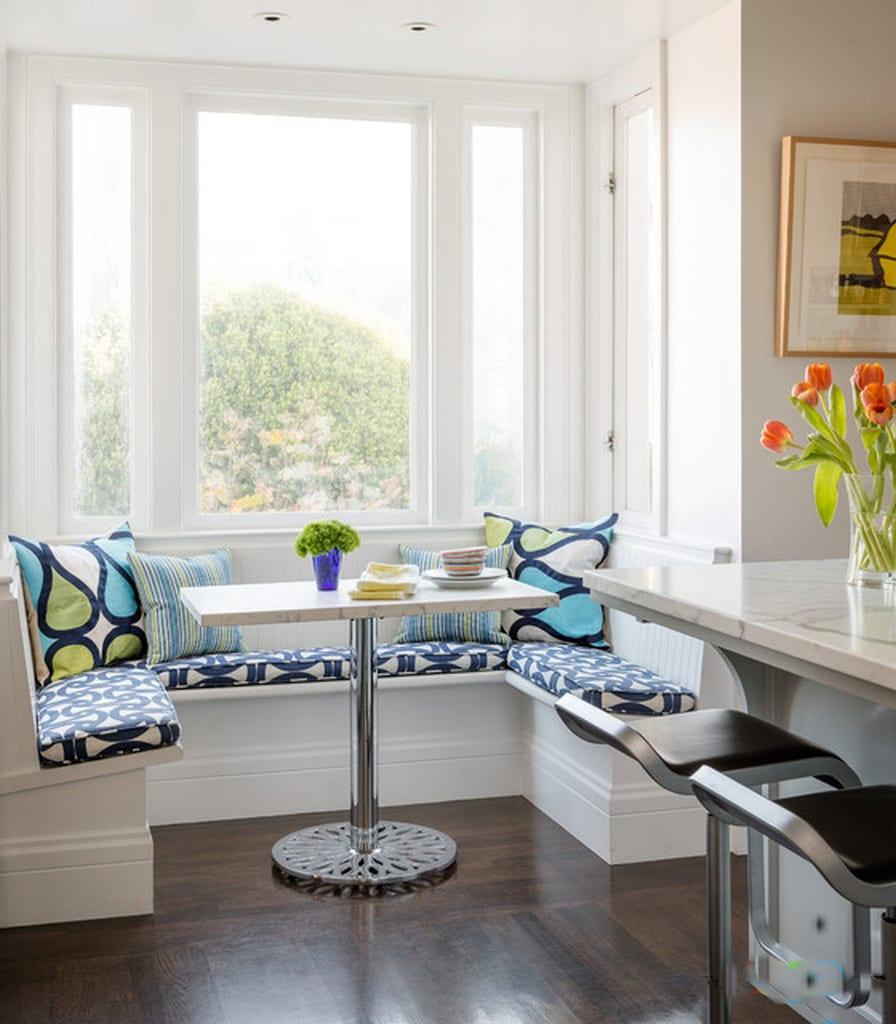 Moderne Sitzecken Küche | Modernes Esszimmer Kuche Idee Küche ...