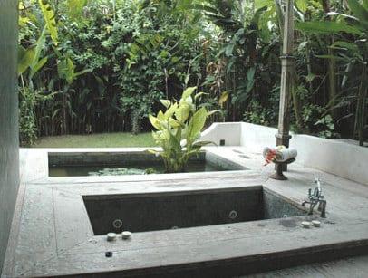idee für badewanne einmauern im außenbereich - fresHouse - badewanne einmauern ideen