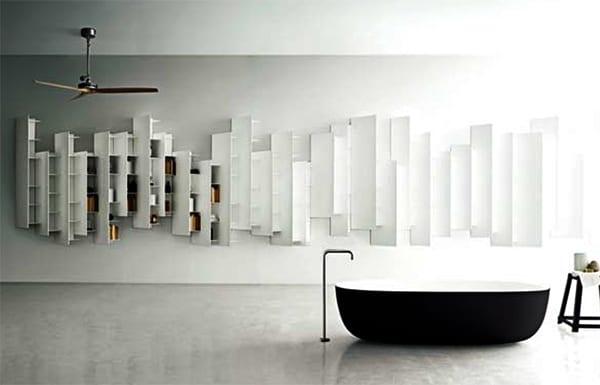 Wandregal Für Badezimmer