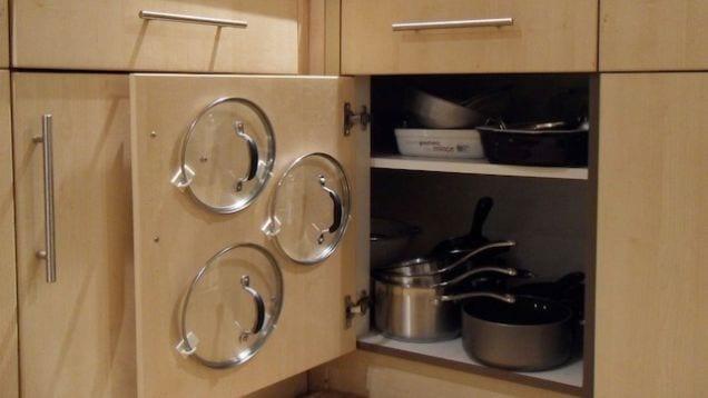 33 platzsparende Ideen für kleine Küchen - fresHouse - ideen kuche