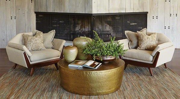 Designklassiker für ein elegantes Wohnzimmer Design - fresHouse - lounge sessel designs holz ausenbereich